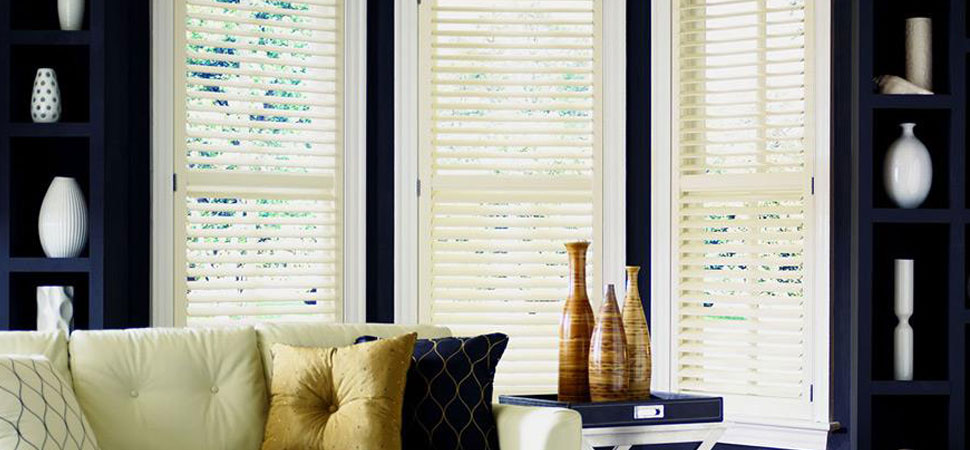custom shutters - plantation shutters wooden shutters Marquis composite lafayette composite white plantation shutters living room