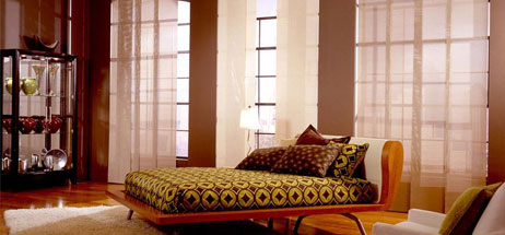 bedroom ideas decor vertical blinds panel blinds