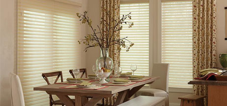 dining room ideas curtains and shades