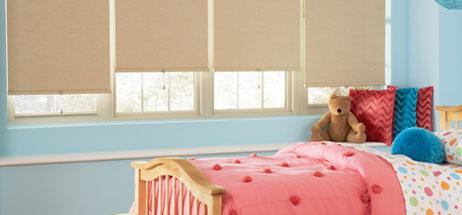 kids room ideas nursery ideas roller shades blinds decor