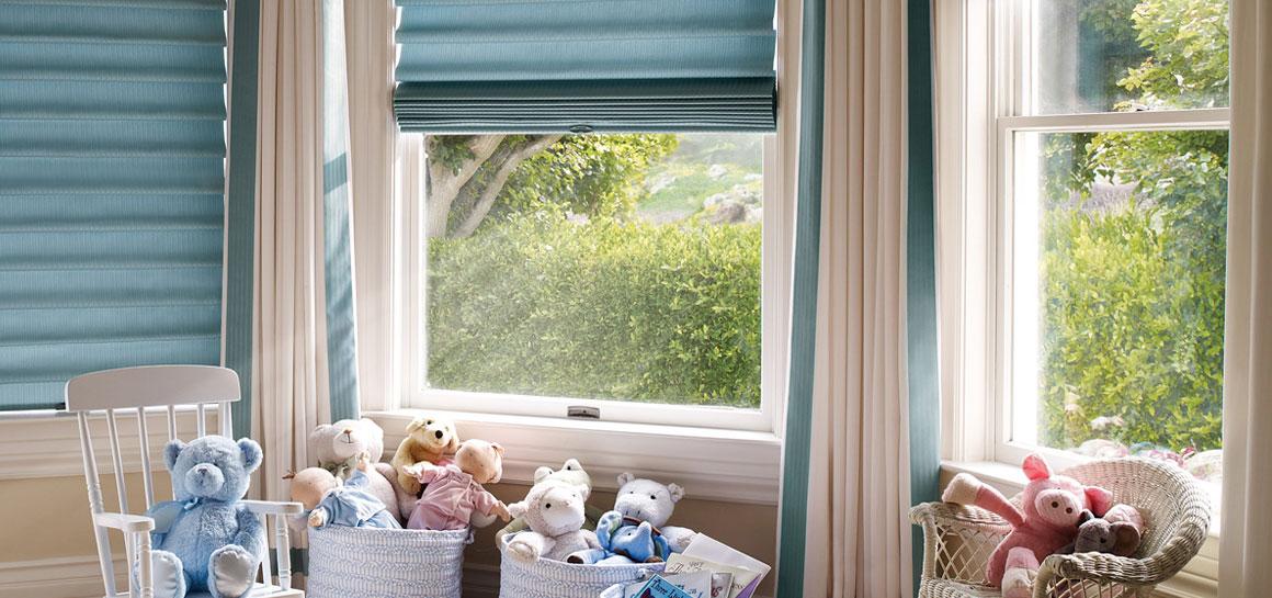 Nursery Ideas I Kids Room Ideas I Curtains -